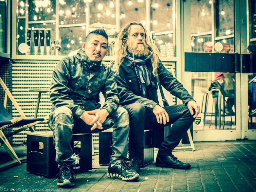 Horimyo Bunshinshi & Tor Ola Svennevig (Ihuda Tattoo)