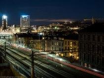 Cityscape / night photo