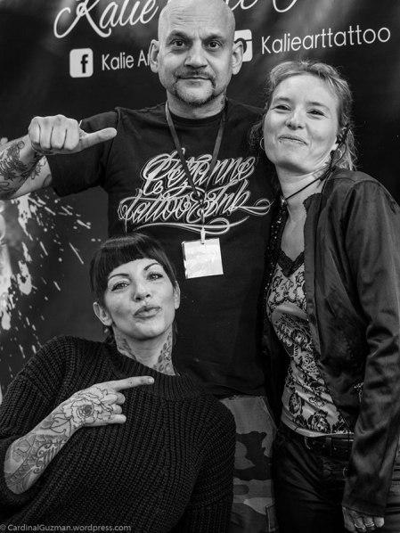 Kalie Art Tattoo & Ingrid Mutschler