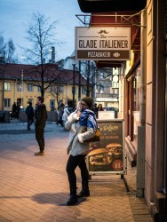 Giada a.ka. Den Glade Italiener / Giada a.k.a. The Happy Italian