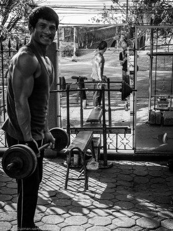 Chatuchak Park Gym