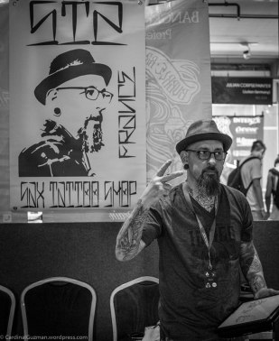 Stephane Loudin / Sax Tattoo