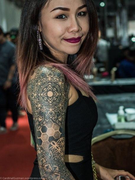 Thailand Tattoo Expo 2017
