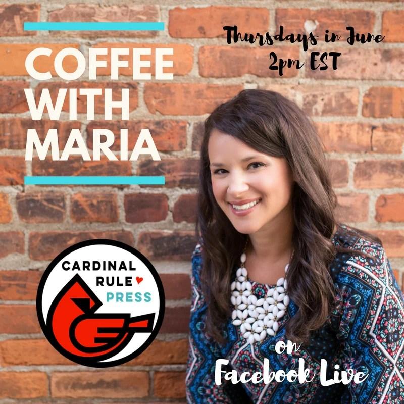 Coffee with Maria - maridismondy.com