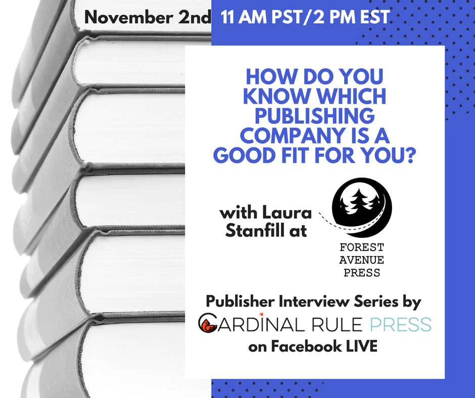 Publisher Interview Series-How Do You Know Which Publishing Company Is A Good Fit For You - mariadismondy.com