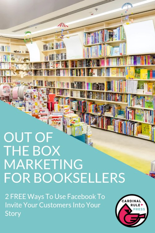 Using Facebook's Special Features To Help Promote Your Bookstore