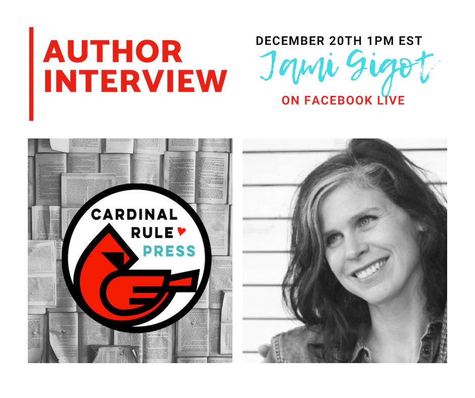 Author Interview With Jami Gigot