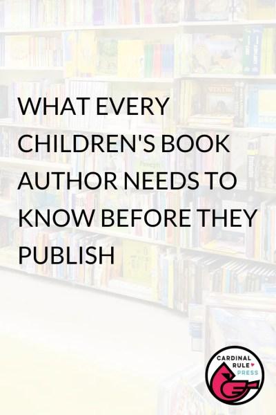 Cardinal Rule Press Is A Unique Voice In Children's Publishing - cardinalrulepress.com