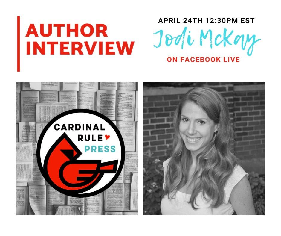 Author Interview With Jodi McKay