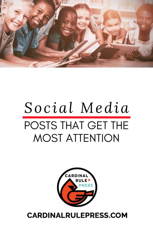 Insider Scoop: What Your Followers Really Want To See On Social Media-Take a look at some recent stats that are sure to sell you on the SMARTEST way to post #SocialMedia #InsiderScoop #Librarians #Booksellers