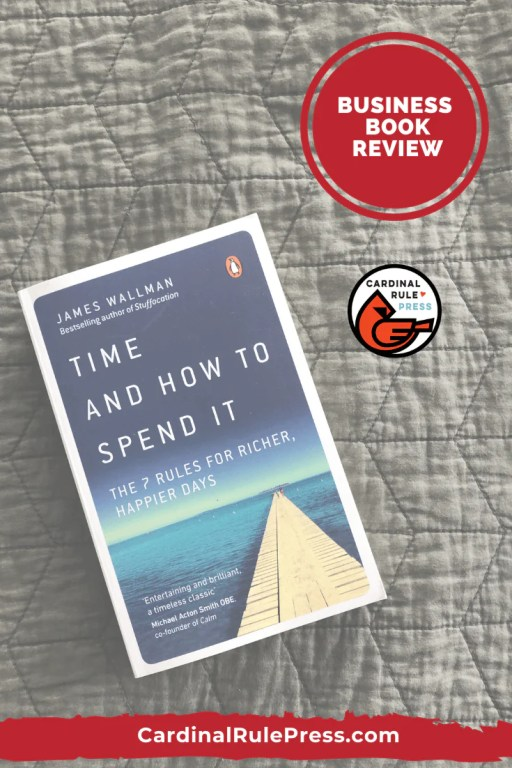 Time And How To Spend It The book comes up with some valid points on how we abuse time and ways we can use it more wisely. The author suggests using the following acronym when deciding whether or not to engage in something to determine if it is a good use of time.  #BusinessBook #BookReview #BooksWorthReading #BooksToRead #TimeAndHowtoSpendIt