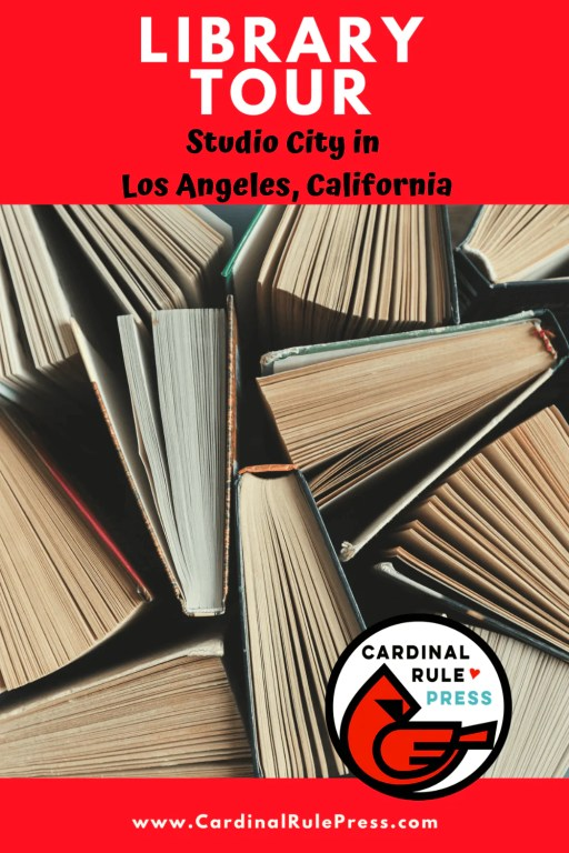 Summer Library Tour: Los Angeles Public Library in Studio City-We got to take an inside look into these creative spaces that house our favorite things---books and books and readers! #SummerTour #Library #LibraryTour