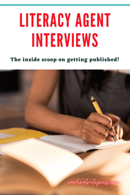 Literacy Agent Interview {Mark Gottlieb - Trident Media Group} Perfect for aspiring writers and authors who are looking to get published. Learn the inside scoop on what an agent looks for and more! #LiteraryAgent #InterviewSeries #GetPublished