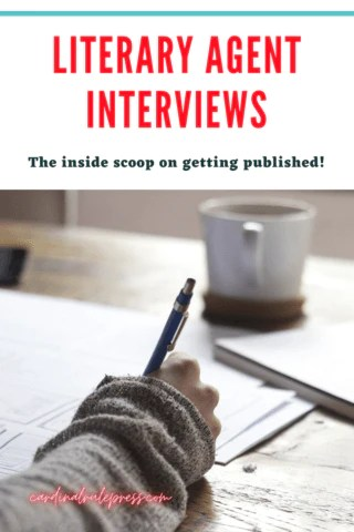 Literary Agent Interview Series {Alyssa Jennette}