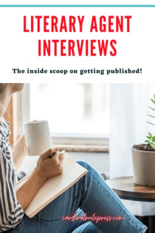 Literary Agent Interview Series {Stephanie Hansen - Metamorphosis Literary Agency} Perfect for aspiring writers and authors who are looking to get published. Learn the inside scoop on what an agent looks for and more! #LiteraryAgent #InterviewSeries GetPublished