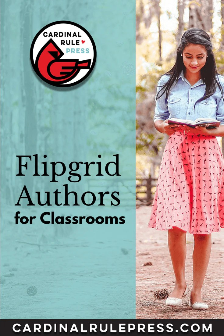 Flipgrid Authors for Classrooms