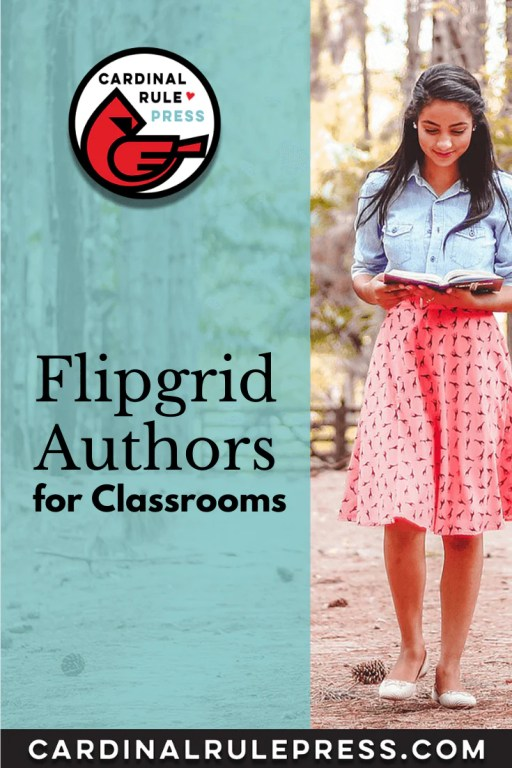 Flipgrid Authors for Classrooms. Let's look at some classrooms and communities that are taking advantage of Flipgrid. #FlipgridAuthors #Flipgrid #FlipgridForClassrooms