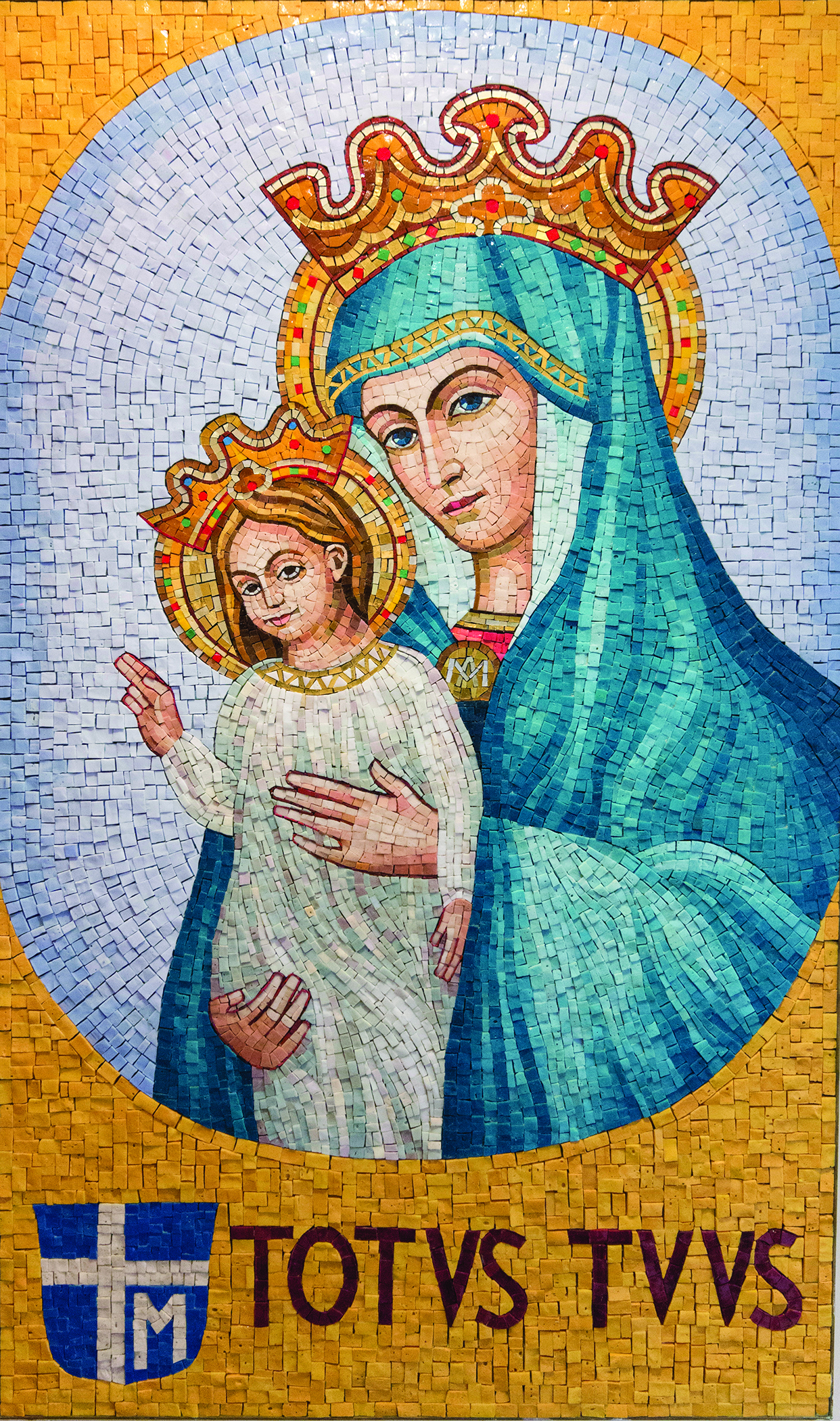 Memorial Of Mary Mother Of The Church