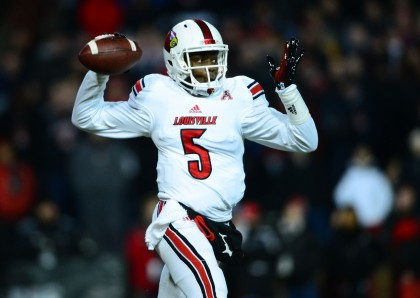 Top Ten University of Louisville Football Games: #5 2013 ...