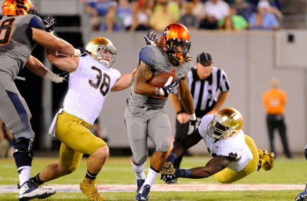 RB Tyson Gulley. Photo: Rich Barnes/USA Today Sports