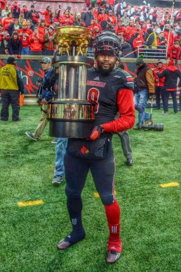 Gerod Holliman Governor's Cup Trophy