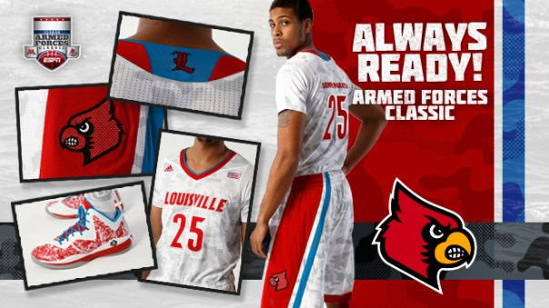 Louisville Nov. 14 Uniform