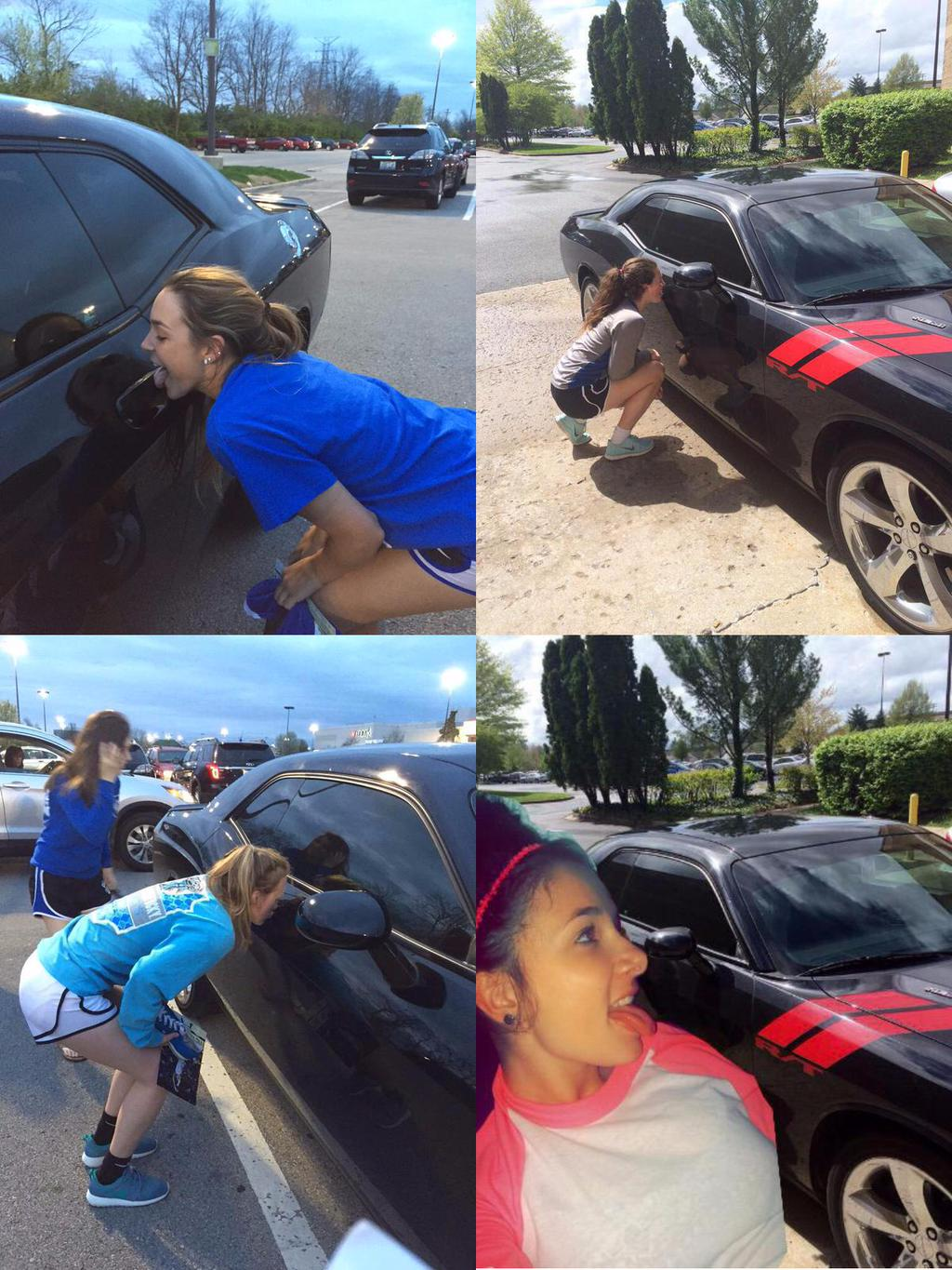 Kentucky Fans are now Licking Cars - Cardinal Sports Zone