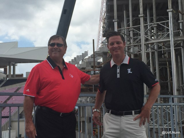 Tom and Mark Jurich
