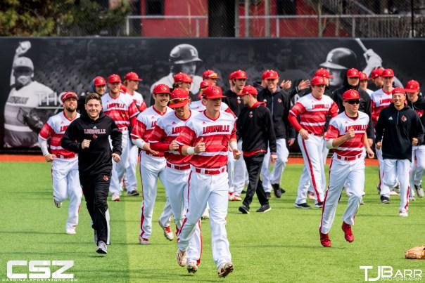 UL Baseball-UNC