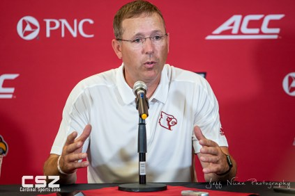Louisville Football Media Day 2019-4