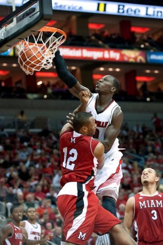 Louisville Cardinals Men's Basketball   Cardinal Sports Zone