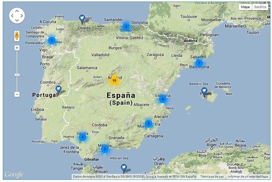 #28Reunion en España