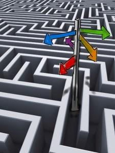 Guideline Maze