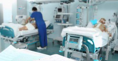 imagem de unidade de terapia intensiva