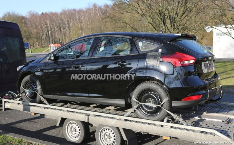2019 Ford Focus Redesign Changes News Hatchback Pictures