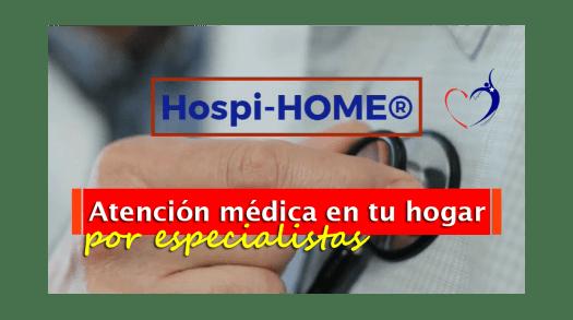 Programa Hospi-HOME: vídeo de presentación.