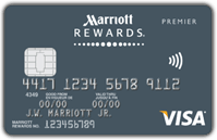 Marriott Premier Visa