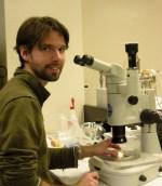 Stuart McCorrister, Project Student 2008