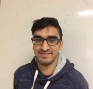 Kartik Sachar, Co-op Student 2018