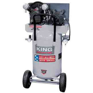 King 24 Gallon Air Compressor