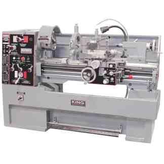 King High Precision Toolroom Metal lathe