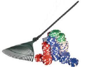 poker rake