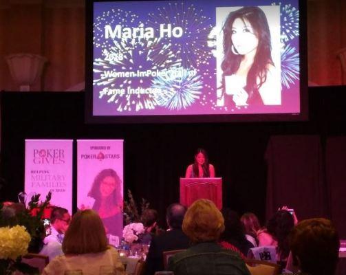 Maria Ho WiPHoF