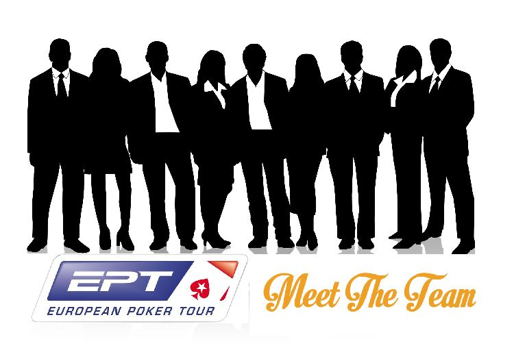 PokerStars EPT Meet the Team