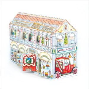 Christmas Bakery and Tea shop advent calendar