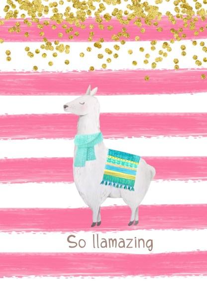 so llamazing