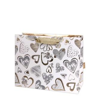 with love medium gift bag