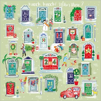 Knock Knock Advent Calendar