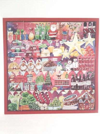 Foodie Fun Advent Calendar