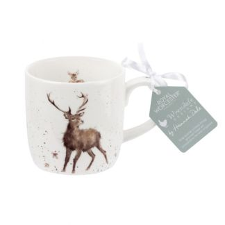 Wrendale wild at heart mug
